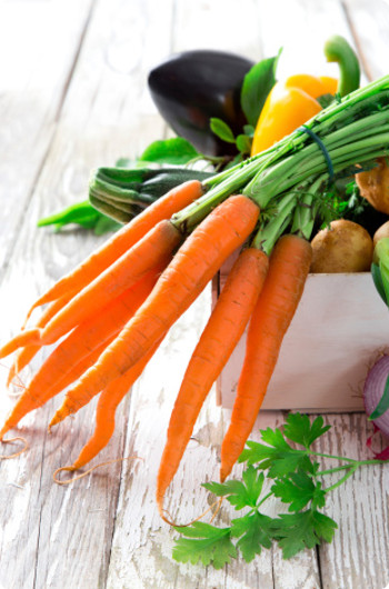Carrots and Veggies