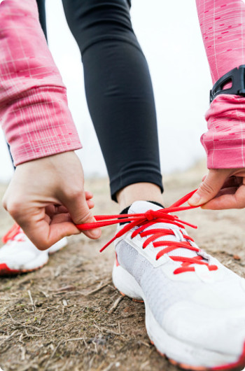Red Sneaker