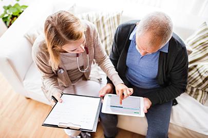 Health Risk Assessment for Medicare Annual Wellness Visit