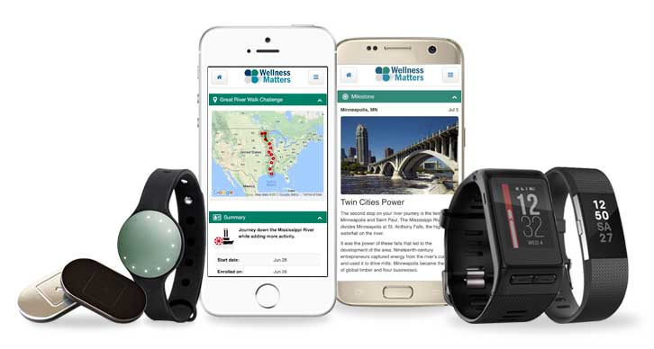 ConXus XP data can be autologged from a range of popular fitness devices and activity trackers