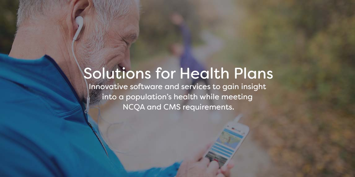 Solutions for Health Plans