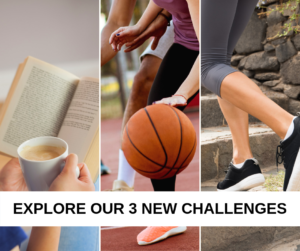 Explore Our Three New Wellness Challenges