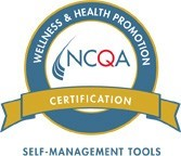 NCQA Self-Management Tools Certification Logo