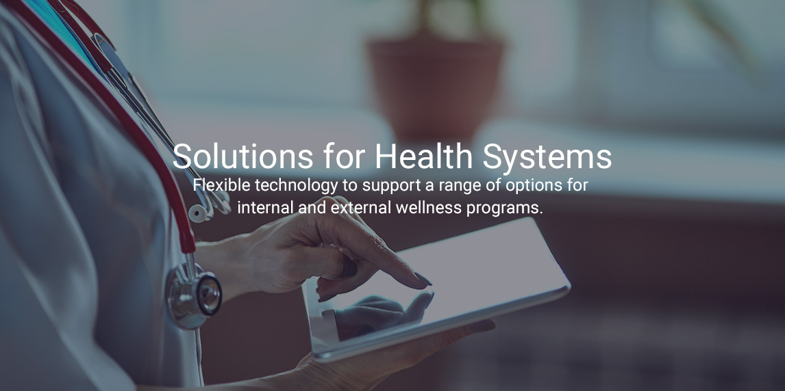 Solutions for Health Systems