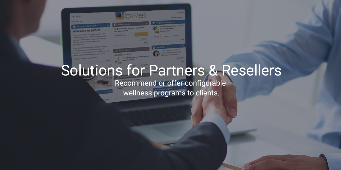 Solutions for Partners & Resellers