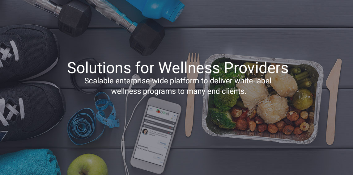 Solutions for Wellness Providers