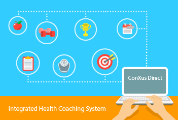 Health Coaching System Diagram